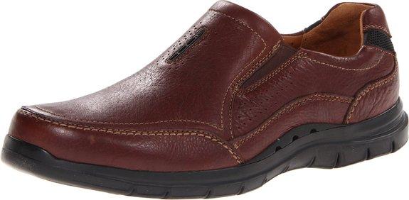 历史新低,Clarks 其乐高端UN优越系列一脚蹬男鞋