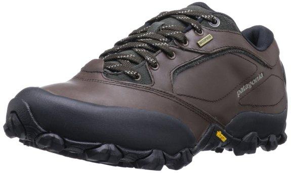 近期入手好价,PATAGONIA 巴塔哥尼亚男士全皮防水徒步鞋