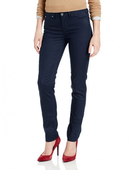 新低,Calvin Klein Ultimate Skinny Kick 女式修身牛仔裤