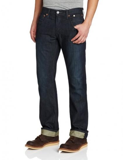 近期新低适合凑单,Levi's 李维斯 514 男士直筒牛仔裤