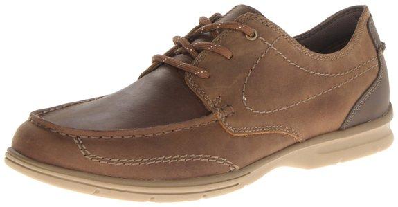 历史新低,Clarks Rattlin Deck Oxford 其乐男式休闲皮鞋