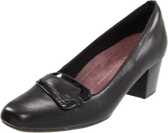 给老妈买双吧,Clarks 其乐女士休闲皮鞋 有两款
