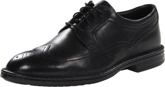 历史新低,Rockport Business 乐步商务系列雕花正装皮鞋