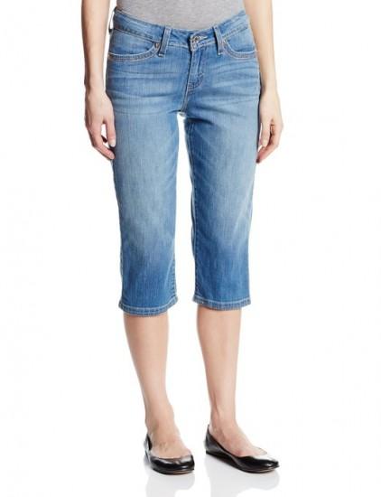 多色都降价了,Levi's 李维斯529 女款七分牛仔裤