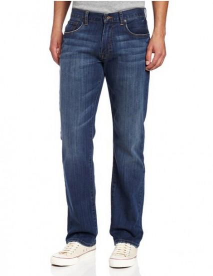 历史新低,Lucky Brand 幸运牛仔男士直筒牛仔裤