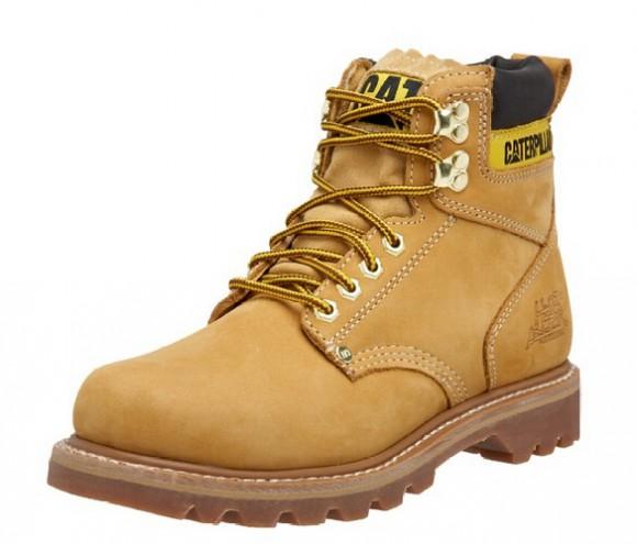 海淘CAT工装靴,CAT 卡特彼勒男款大黄靴