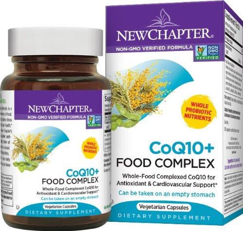 近期好价,New Chapter 新章 CoQ10+ 有机辅酶益生菌片