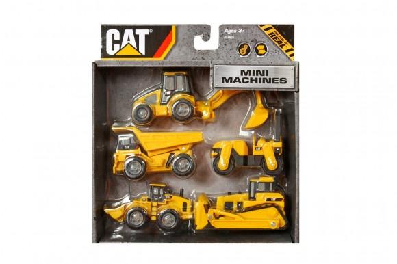 凑单给小朋友,Caterpillar 卡特彼勒工程车玩具套装