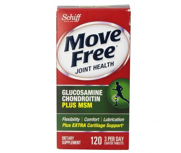 绿盒近期好价!美国 Schiff Move Free Advanced 三倍维骨力