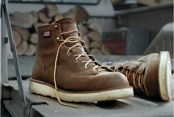 历史最低价可直邮,Danner Bull Run 丹纳美国原产男士6寸工装靴