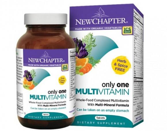 男女通吃款,New Chapter 新章复合维生素每日一片