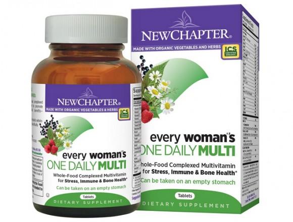 96粒特价,New Chapter 新章40岁以下女性每日一片