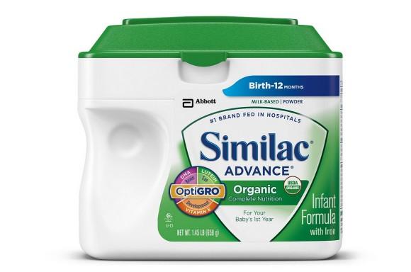 海淘美国奶粉推荐,Similac 雅培金盾一段有机奶粉