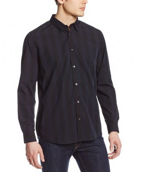 凑单好价,Calvin Klein 男士长袖衬衫