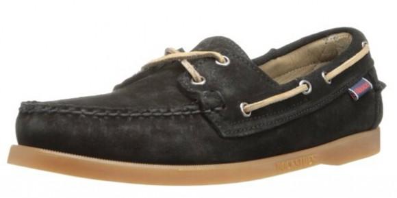 黑色刷新新低,SEBAGO Docksides 仕品高男士真皮经典船鞋