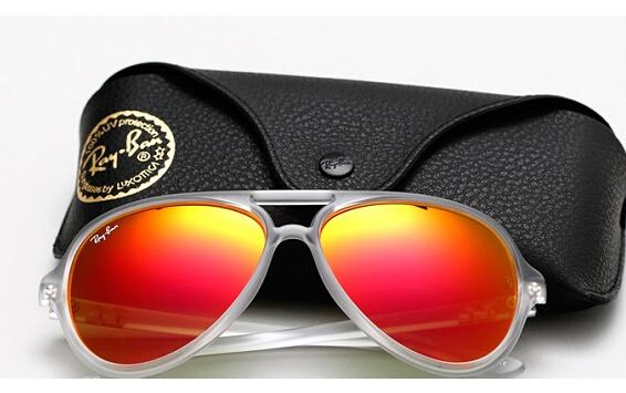 三色历史新低,Ray-Ban RB4125 雷朋镜面太阳镜