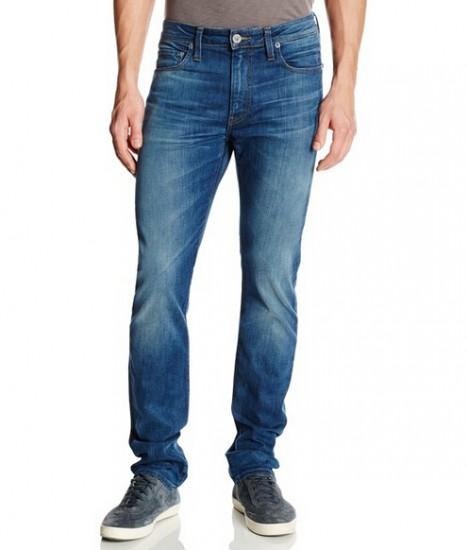 经典款新低,G-Star 3301 男士修身直筒牛仔裤