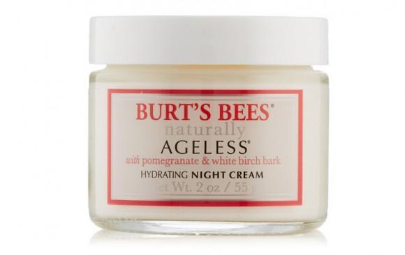 好价,Burt's Bees 小蜜蜂岁月无痕系列红石榴紧致抗皱保湿晚霜