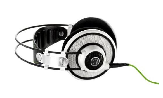 近期好价,AKG Q701 爱科技昆西琼斯签名版头戴式耳机