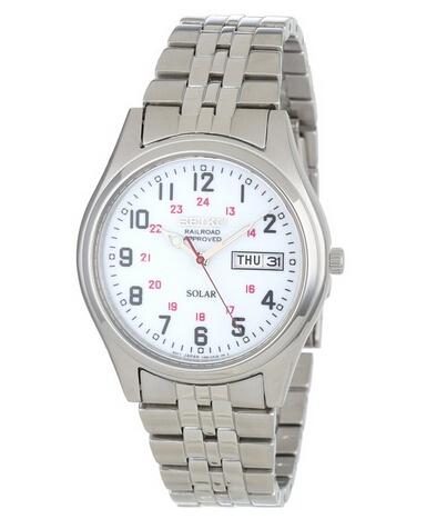 又降11刀刷新低,SEIKO SNE045 精工男士光动能手表