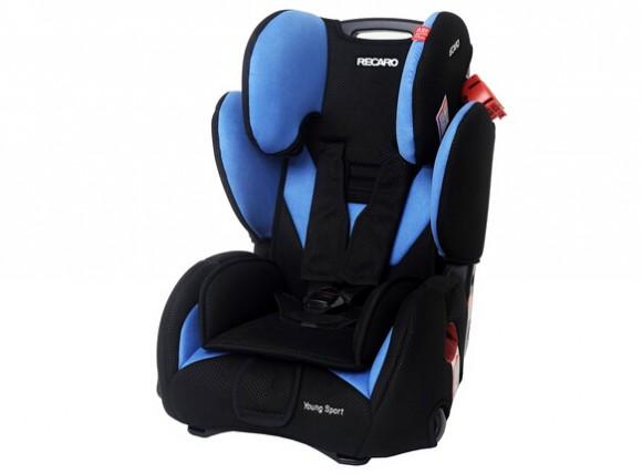 比海淘便宜!RECARO 德国进口大黄蜂儿童汽车安全座椅