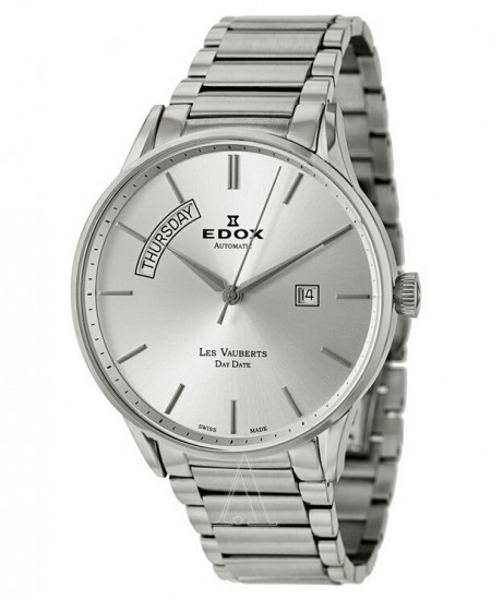 Ashford海淘好价,EDOX 83011-3B-AIN 依度男士机械表
