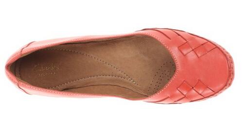 美亚直邮好价,Clarks 其乐2014最新款女士平底鞋
