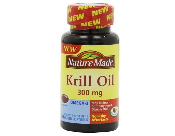 降到最低了,Nature Made 天然磷虾油胶囊