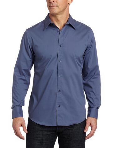 历史新低价,Calvin Klein 男士免熨衬衫
