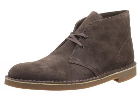 近期低价可入,Clarks Bushacre 2 其乐男士经典款沙漠靴
