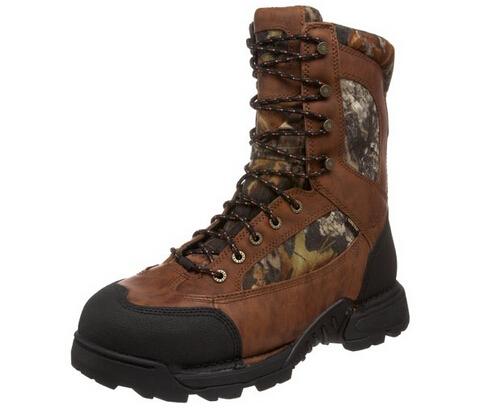 断码新低!Danner 丹纳男士8英寸GTX防水猎装靴