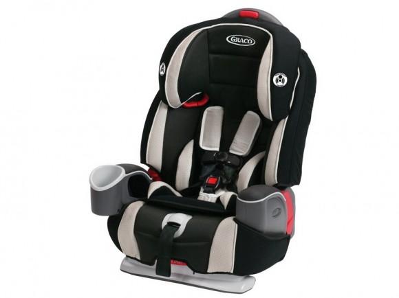 金盒特价史低!GRACO Argos 65 葛莱三合一儿童安全座椅