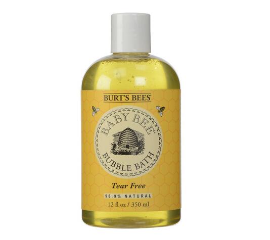 历史新低价!Burt's Bees 小蜜蜂婴儿无泪配方泡泡沐浴液
