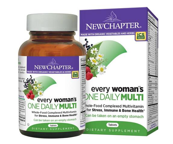 96粒也是最低价了!New Chapter 新章40岁以下女性每日一片