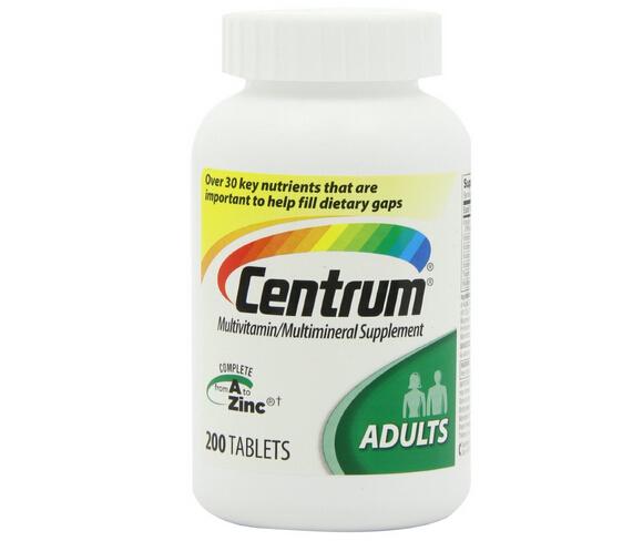 凑单好价,Centrum 善存复合多元维生素片