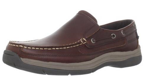 近期好价,SEBAGO 仕品高男士一脚蹬休闲船鞋