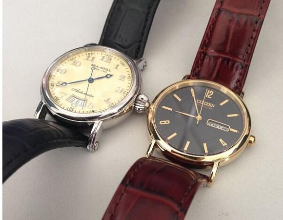 再降至新低!Citizen BM8242-08E 西铁城男士光动能手表