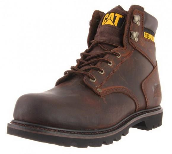 棕色也新低,Caterpillar 卡特彼勒经典款6寸工装靴