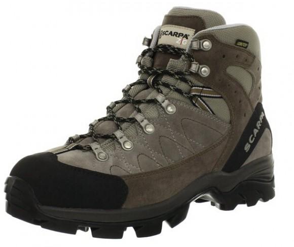 可用75折券新低,SCARPA Kailash GTX 零重力系列男士登山鞋