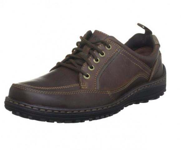 好鞋特价!Hush Puppies 暇步士 Belfast MT 男款休闲皮鞋