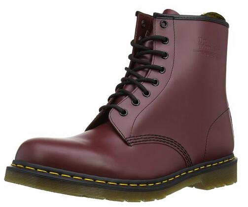 红色新低!Dr. Martens 1460 Classic 中性8孔经典马丁靴