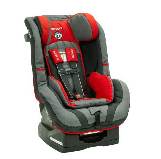 再创新低!RECARO ProRIDE 瑞雷卡罗儿童汽车安全座椅