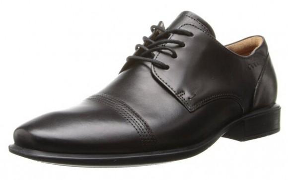 历史新低,ECCO Cairo 爱步开罗系列男士商务休闲皮鞋