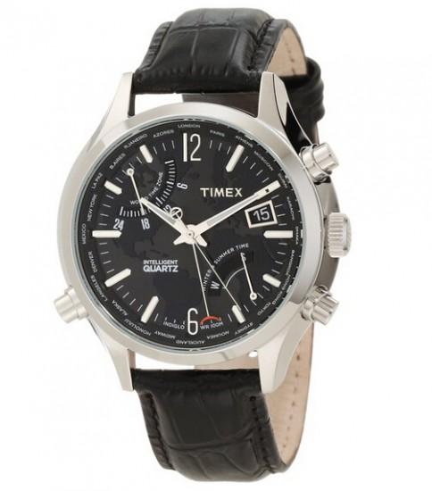 这才是黑五价!TIMEX T2N943DH 天美时多功能计时男表