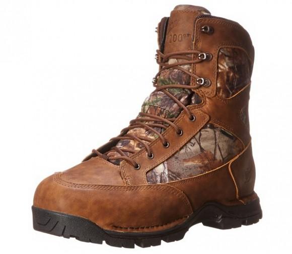 直邮新低价!Danner 丹纳男士8英寸GTX防水猎装靴