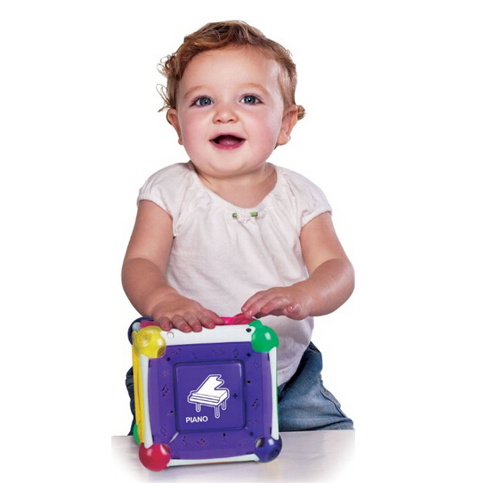 宝宝玩具推荐,Munchkin Mozart Magic Cube 音乐魔方