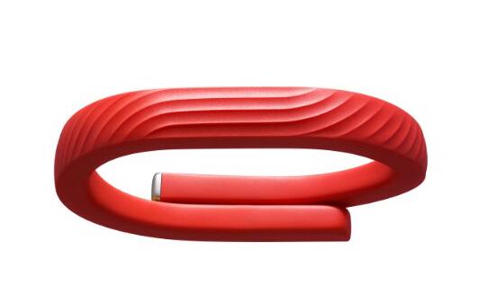 红色又降5刀手快有!JAWBONE UP24 新款智能手环