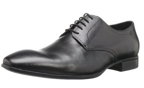 用8折券新低,HUGO BOSS 雨果博斯男士牛津正装皮鞋