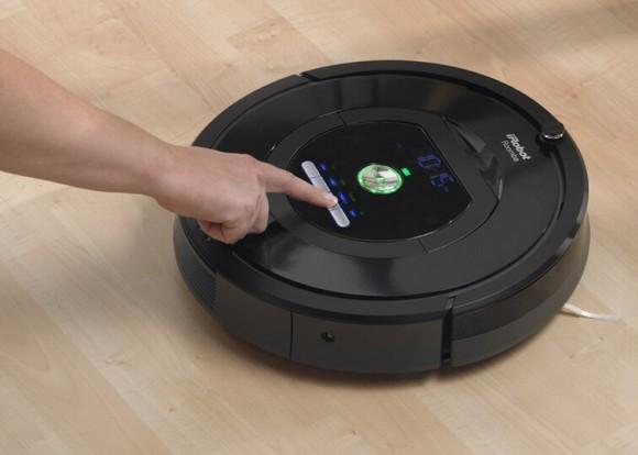 历史最低价,iRobot Roomba 770 次旗舰吸尘机器人