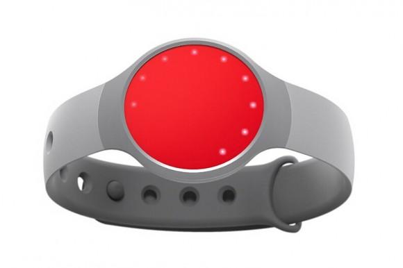 美亚直邮最低,Misfit Flash 最新款智能手环 红色版
